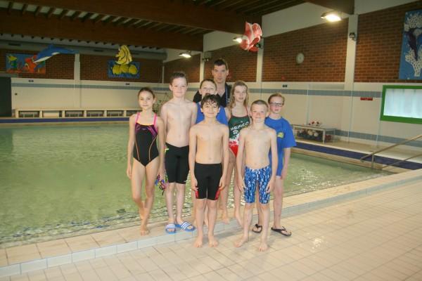 Belles performances de nos nageurs (ses) au Natathlon