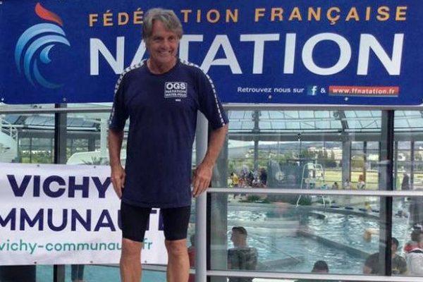 Razzia sur les médailles au France Maîtres à VICHY pour Jean Claude LESTIDEAU