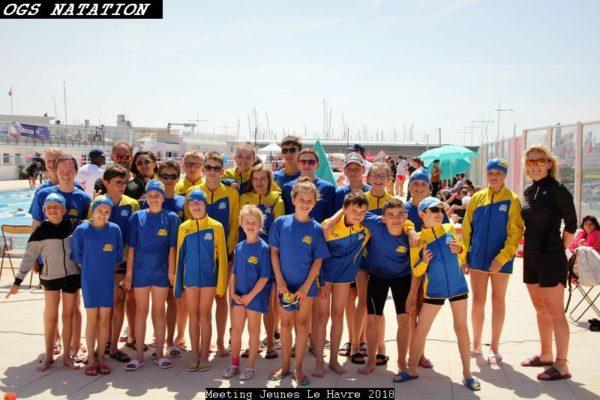 Meeting des Jeunes – Le Havre 2018