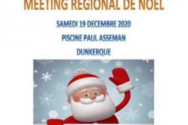Meeting Régional de Noël à Dunkerque